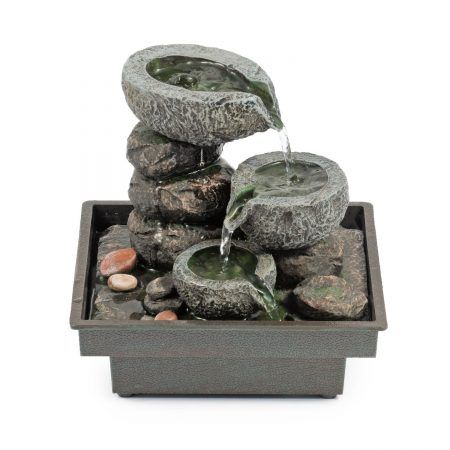 fuente de agua feng shui