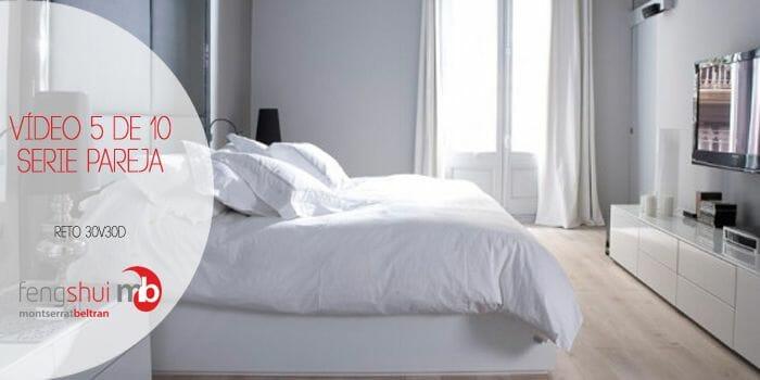 Los colores en el dormitorio aportan calidez o frialdad a for Colores habitacion matrimonio feng shui