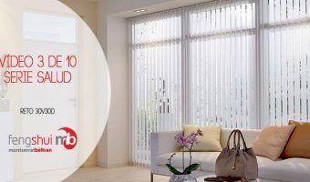 Puertas y ventanas para equilibrar el flujo de la energía en tu casa
