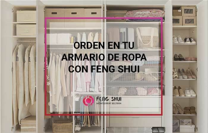 Feng Shui 9 Claves Para Ordenar Armarios Ropa Reto Video 18 De - Ordenar-armarios
