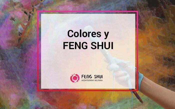 colores feng shui sensaciones