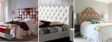 El cabecero de la cama y el feng shui imprescindible o no - Hacer cabeceros tapizados ...