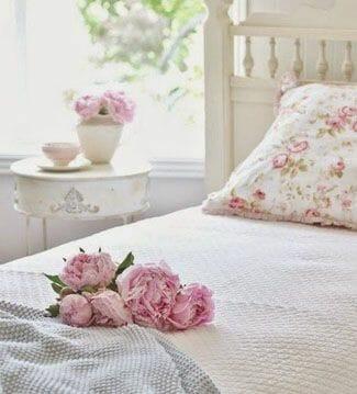los colores en el dormitorio