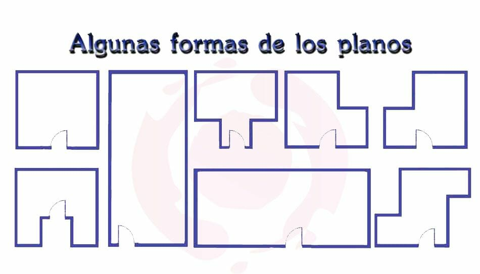 Mapa bagua de pareja descubre la zona de tu casa para el amor for Crea el plano de tu casa