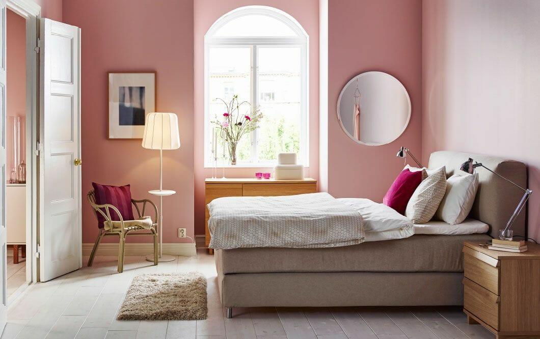 dormitorio saludable feng shui ikea