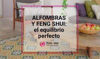fengshui y alfombras