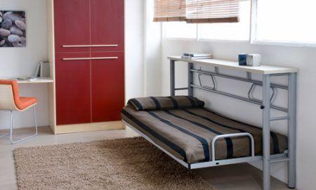 cama plegable abatible
