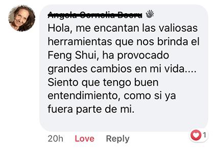 Testimonio Angela Facebook
