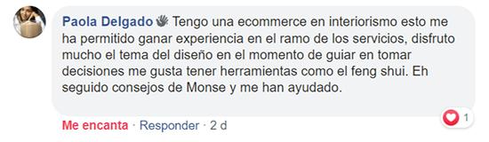 Testimonio Paola Delgado Facebook
