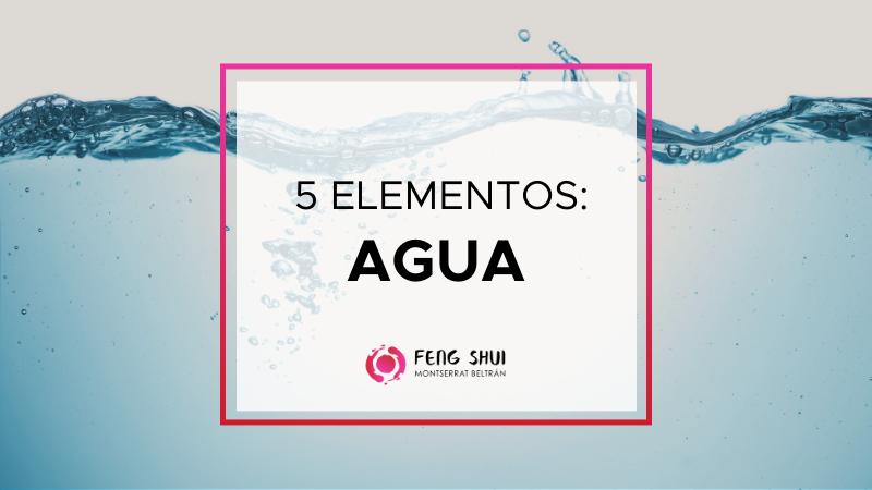 5 elementos agua