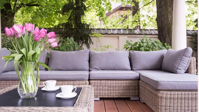 decora tu terraza natural